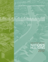 State of the Nation's Housing 2012 Report
