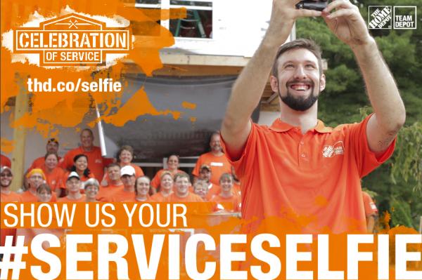 Service Selfie Image