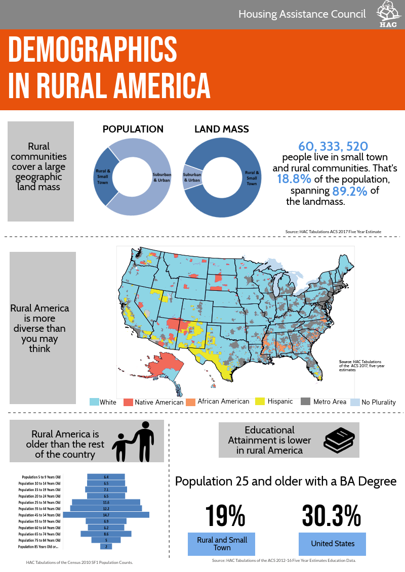 demographics infographic 2019