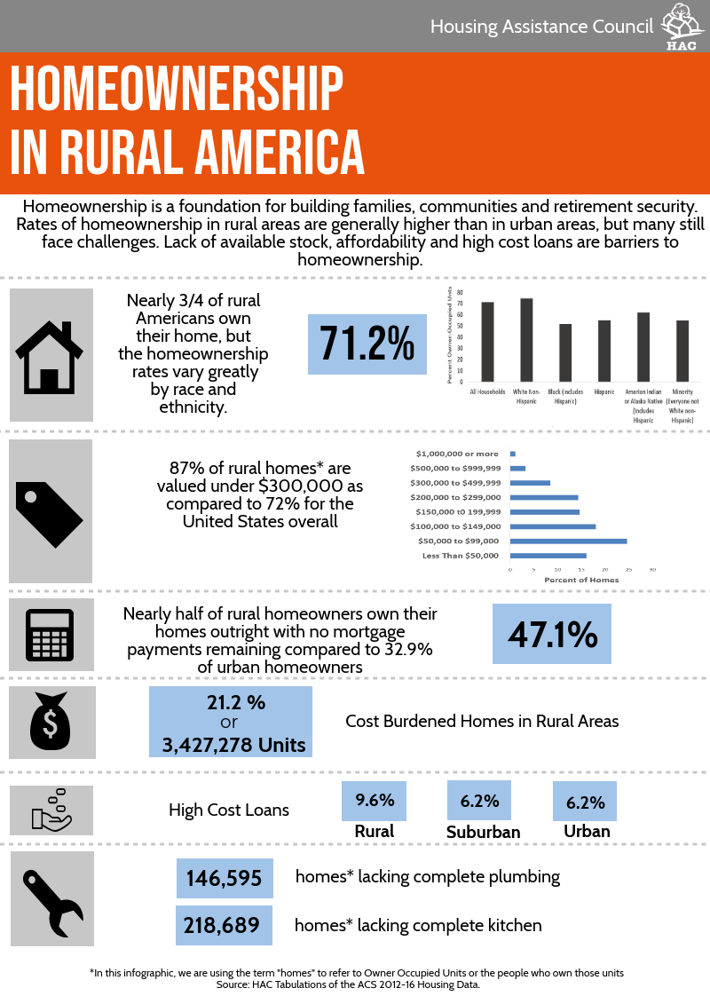 homeownership infographic 2019