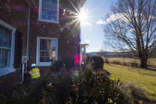 Broadband to house - USDA
