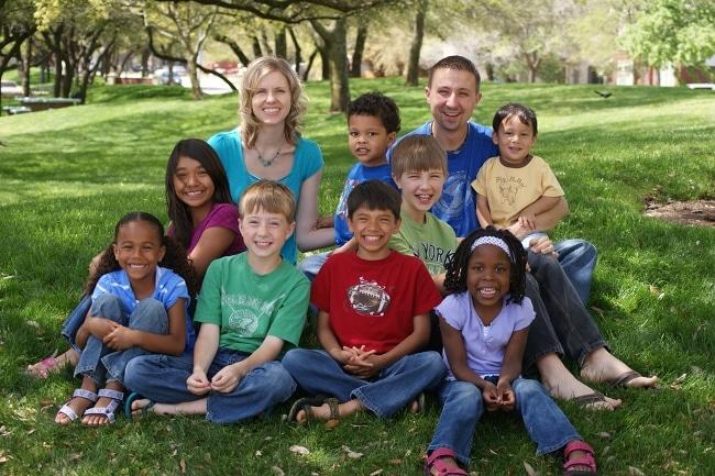 Johnston Family Rural Development Home - USDA