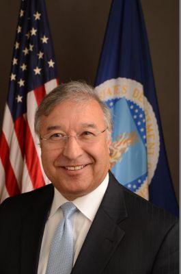 Administrator Tony Hernandez