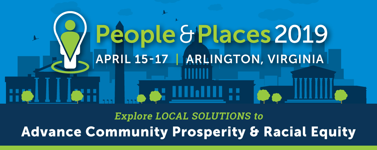 People and Places 2019 Event Banner