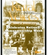 Rural Voices Summer 1997 - Cover