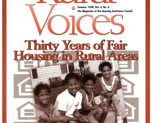 Rural Voices - Volume 3 Number 4