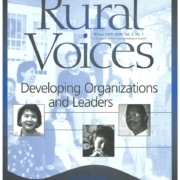 Rural Voices: Developing Organizations and Leaders