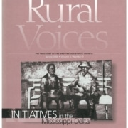 Rural Voices: Initiatives in the Mississippi Delta