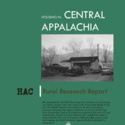 Housing in Central Appalachia Cover