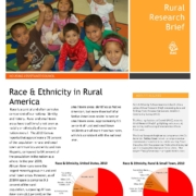 Race and Ethnicity in Rural America Research Brief