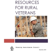 Resources for Rural Veterans - Report Cover