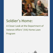 Soldier's Home Cover