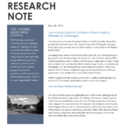 Out of Reach Report 2015