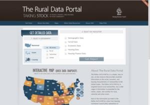 The Rural Data Portal