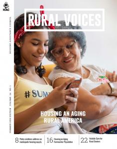 Rural Voices: Housing an Aging Rural America
