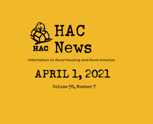 HAC News - 4/1/2021