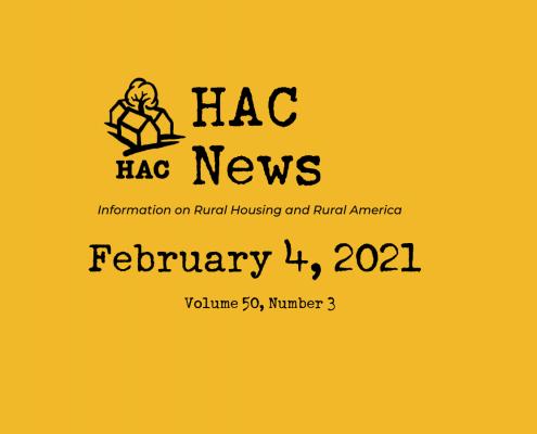 HAC News - 2/4/2021