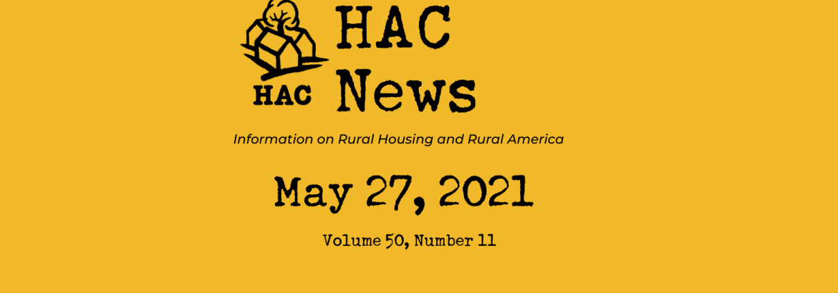 HAC News: May 27, 20221 Featured Image