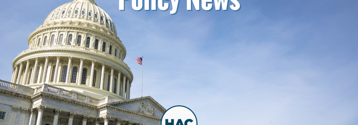 Policy News from Congress