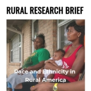 Race and Ethnicity in Rural America - Rural Research Brief